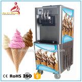 2+1의 혼합 취향 소프트 아이스크림 기계 탁상용
