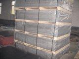 Hoja de grafito reforzado con el Metal con Lengüetas, SS304, 316L, CS