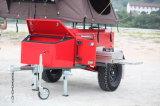ボートラックキャンプのトレーラー、オーストラリアの標準テント旅行トレーラー