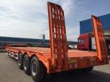 Aanhangwagen van de Vrachtwagen van Sinotruk de Hydraulische met 3 Hoofd 50 Ton van Assen