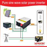 1-6kw 230VAC de Hybride ZonneOmschakelaar Met lage frekwentie van gelijkstroom/AC met 60A Lader voor Generator
