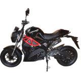 Elektrische Motorfiets voor Noord-Amerika 72V 1500W met Pedaal