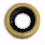 Anel padrão americano reforçado da cera do toalete dos anéis da cera