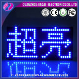 P10 sondern blaue Baugruppe der Farben-LED für LED-Nachrichtenanzeige aus