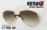 Солнечные очки с специальными линией виска и носом Bridgekm17215