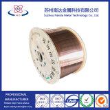 Fil professionnel CCA-10h-2.05mm de l'approvisionnement CCA pour le câble coaxial de liaison