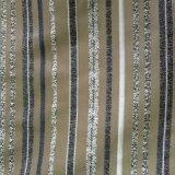 Polyester-Jacquardwebstuhl gesponnenes Sofa-Gewebe 100% hergestellt in China