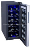 nuevo refrigerador de vino termoeléctrico 12bottles