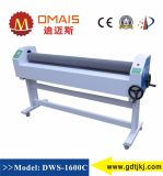 """1600 mm (63"""") com a máquina de laminação a frio Manual Heat-Assist"""
