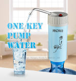 Pressione o lado esquerdo da bomba de garrafa de água portátil dispensador para Office/Home