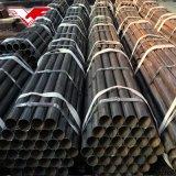 La norme ASTM A53 gr. B restes explosifs des guerres de l'annexe 40 Tuyau en acier au carbone noir utilisé pour le pétrole et le pipeline de gaz