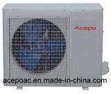 Sistema de R410A 9000BTU que refrigera somente o condicionador de ar