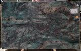 Jardín botánico de losas de cuarcita verde&Mosaicos Pisos de cuarcita&Albañilería