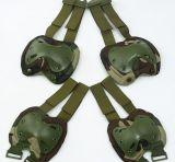 옥외 CS Airsoft 군 전술상 무릎 팔꿈치 방어적인 패드