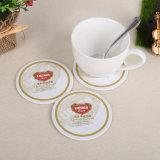 Forma redonda com papel absorvente de bebida Hotel Papelão Coaster (YH-DC048)