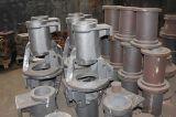 pour produire le fer de moulage, fer de moulage de moulage de sable, bâtis nodulaires de fer
