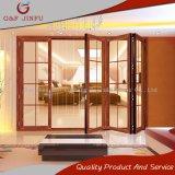 Amercian Art-Wärmeübertragung-Aluminiumprofil-Glasfalz-Tür