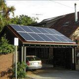 Zonne Macht voor Huis 1kw - 5kw van de Systemen van de Batterij van het Net
