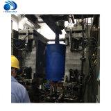 200リットルの青いプラスチックドラムブロー形成機械