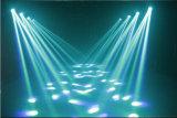 6X15W het Oog van de bij 4in1 die HoofdLicht voor Disco bewegen