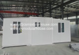 Casa prefabricada plegable con 3 en 1 para diversa petición