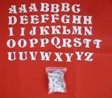 De Creatieve Hobby van het Plakboek van de Brief van het alfabet