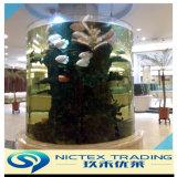 O Aquário de acrílico transparente personalizada, tanque de peixes de grandes dimensões
