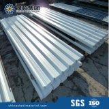 Hoja de impermeabilización de cubiertas de acero corrugado para la construcción de la estructura de acero