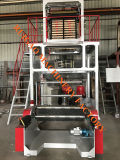Hochgeschwindigkeitsplastik-PET Film-Schlag-Maschine