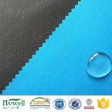 Tela de la chaqueta de Softshell del Spandex del poliester el 4% del 96%
