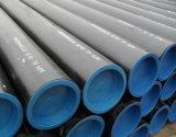 Tubo de gás/Tubo de Óleo ASTM A106/API 5L de aço carbono do tubo sem costura