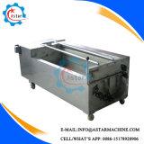 1000kg/H 산출 강철 솔 롤러 카사바 세탁기 기계
