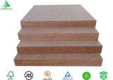 Qualität 18mm Einfach-Wegewahl E0 MDF-Vorstand für Möbel-, Fußboden-und Tür-Planke