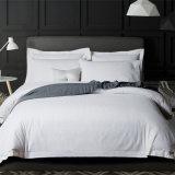 Lecho casero de lujo vivo del hotel puro del algodón del color sólido