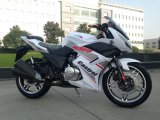 Motociclo di corsa poco costoso raffreddato ad acqua di sport