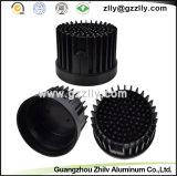 GB5237-2008アルミニウム照明脱熱器またはクーラーまたはラジエーターまたは脱熱器またはアルミニウム脱熱器