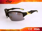 Черные поляризовыванные Tac солнечные очки велосипеда спорта зрения экрана HD тавра способа объектива новые