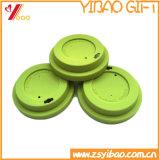 Горячие сбывания каботажные судн чашки крышки чашки силикона аттестации УПРАВЛЕНИЕ ПО САНИТАРНОМУ НАДЗОРУ ЗА КАЧЕСТВОМ ПИЩЕВЫХ ПРОДУКТОВ И МЕДИКАМЕНТОВ качества еды зеленого цвета 90 mm диаметра (XY-CL-180)