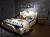 良質のヨーロッパ式の革柔らかいベッド(SBT-29)