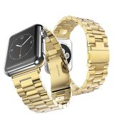 Venda de acero inoxidable para la correa de reloj de Apple