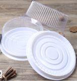 Los recipientes de plástico envases desechables de panadería Cake Box Box
