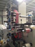 Flexographic цвет печатной машины 6 с 2 UV