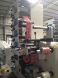 UV 2를 가진 Flexographic 인쇄 기계 6 색깔