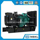 Générateur diesel industriels avec 500kVA 400KW de puissance du moteur diesel Cummins 50Hz Qsz13-G3