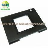 De mecanizado CNC OEM 6061 T6 del panel frontal de la placa base