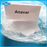 Anavar positives Bodybuilding-rohe Puder aufbauendes Anavar