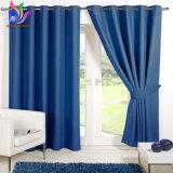 Pano novo moderno das cortinas do quarto do quarto da cortina do escurecimento do indicador de projeto