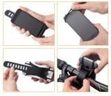 Support de téléphone de silicones de bicyclette de support de Smartphone de navigation