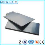Mo1 99,95%de hoja de la placa de molibdeno puro pulido