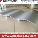14mm Épaisseur aluminium Panneau alvéolé pour façades architectural des panneaux de signalisation de plafond de la canopée Façades Ventilées